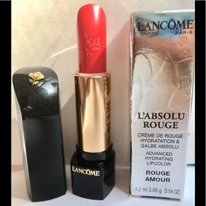 Lancome L'Absolue Lipstick 160 Rouge Amour